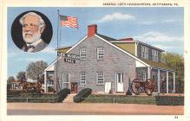 civ002629 - Civil War Post Card Old Vintage Antique Postcard