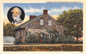 civ002631 - Civil War Post Card Old Vintage Antique Postcard