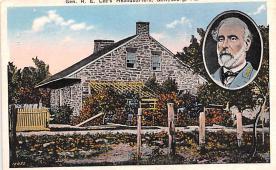 civ002633 - Civil War Post Card Old Vintage Antique Postcard