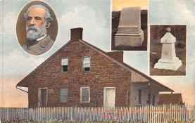 civ002637 - Civil War Post Card Old Vintage Antique Postcard