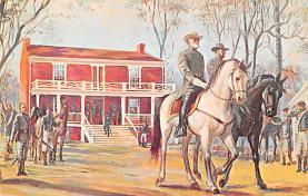 civ002639 - Civil War Post Card Old Vintage Antique Postcard