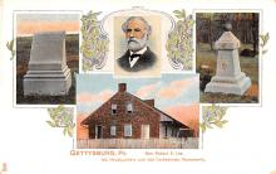 civ002641 - Civil War Post Card Old Vintage Antique Postcard