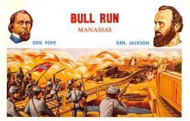 civ002695 - Civil War Post Card Old Vintage Antique Postcard