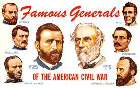 civ002715 - Civil War Post Card Old Vintage Antique Postcard