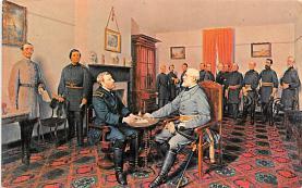 civ002717 - Civil War Post Card Old Vintage Antique Postcard