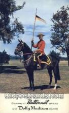cmp001090 - Black Watch, Royal Canadian Mounted Police, Old Vintage Antique Postcard Post Card