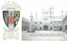 coa001023 - Corpus Christi, Coat Of Arms Postcard Post Card
