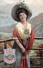 cog001022 - Colorado Belle  Postcard Post Card