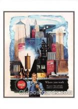 cok001056 - Coca Cola Advertising Post Card Postcard, produced year 1991