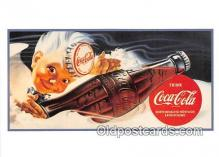 cok001102 - Coca Cola Advertising Post Card Postcard, produced year 1991