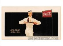 cok001123 - Coca Cola Advertising Post Card Postcard, produced year 1991