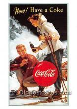 cok001137 - Coca Cola Postcard