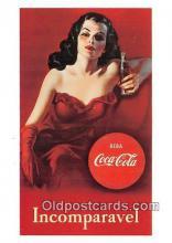 cok001138 - Coca Cola Postcard