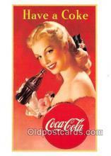 cok001139 - Coca Cola Postcard