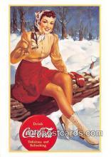 cok001140 - Coca Cola Postcard