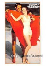 cok001147 - Coca Cola Postcard