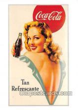 cok001148 - Coca Cola Postcard