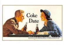 Coke Date, Painting by Haddon Sundblom, 1946