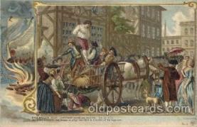 col001005 - John Malcom Colonial Heros Postcard Post Card