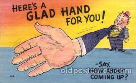 com001002 - Comic, Comedy, Comical Postcard Post Card