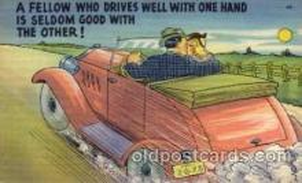 com001025 - Comic, Comedy, Comical Postcard Post Card