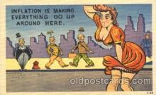 com001120 - Comic, Comics Postcard Post Card