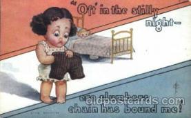 com001140 - Artist Fred Cavally, Comic, Comics Postcard Post Card