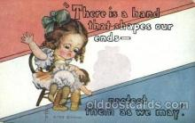 com001141 - Artist Fred Cavally, Comic, Comics Postcard Post Card