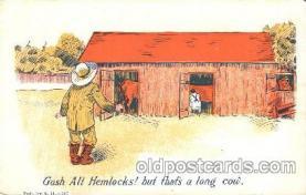 com001179 - Comic, Comics Postcard Post Card