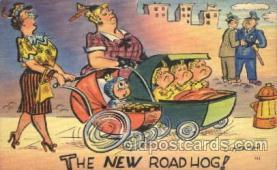com001188 - Chelmow Comic, Comics Postcard Post Card