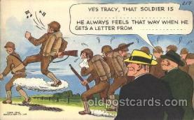 com001199 - Comic, Comics Postcard Post Card