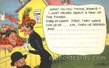 com001203 - Comic, Comics Postcard Post Card