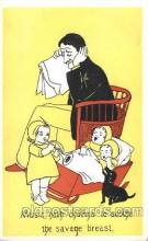 com001218 - Comic, Comics Postcard Post Card