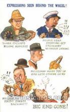 com001219 - Comic, Comics Postcard Post Card