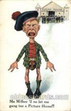 com001227 - Comic, Comics Postcard Post Card
