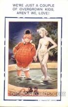 com001233 - Artist Taylor, Comic, Comics Postcard Post Card