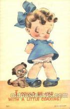 com001243 - Comic, Comics Postcard Post Card
