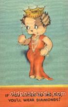 com001244 - Comic, Comics Postcard Post Card