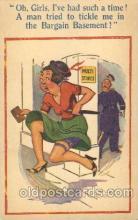 com001245 - Comic, Comics Postcard Post Card
