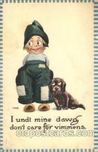 com001246 - Comic, Comics Postcard Post Card