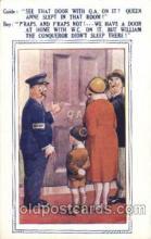 com001260 - Comic, Comics Postcard Post Card