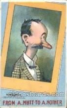 com001265 - Mutt & Jeff, Comic, Comics Postcard Post Card