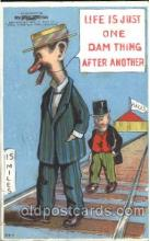 com001266 - Mutt & Jeff, Comic, Comics Postcard Post Card