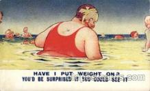 com001454 - Comic Postcard Comical Post Card Old Vintage Antique Carte, Postal Postal