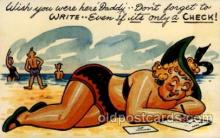 com001457 - Comic Postcard Comical Post Card Old Vintage Antique Carte, Postal Postal