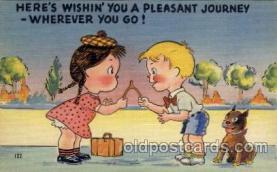 com001471 - Comic Postcard Comical Post Card Old Vintage Antique Carte, Postal Postal