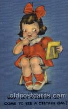 com001496 - Comic Postcard Post Card