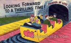 com001511 - Comic Postcard Post Card