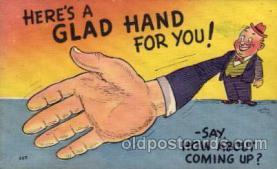 com001514 - Comic Postcard Post Card