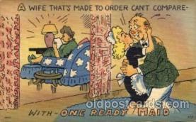 com001518 - Comic Postcard Post Card